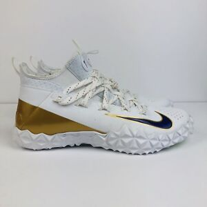 3d21f24394a Nike Alpha Huarache 6 Elite Turf Lax LE Lacrosse Cleat 923423 155 ...