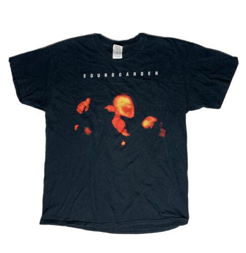 Soundgarden Shirt Rock Band Audioslave Chris Cornell Black T-shirt  S-2XL