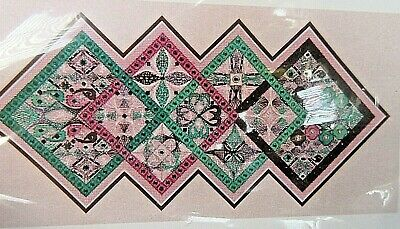 Threedles Christmas Canvaswork CHART-3 Colorways-Your Choice