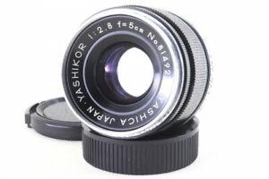 Yashica-Yashikor-5cm-f-2-8-Objektiv-Leica-Screw-Mount-LTM-l39-aus-Japan-EXC