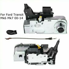 FRONT DOOR LOCK LATCH FITS FORD TRANSIT MK6 2000-2006 RIGHT HAND DRIVER OFF SIDE