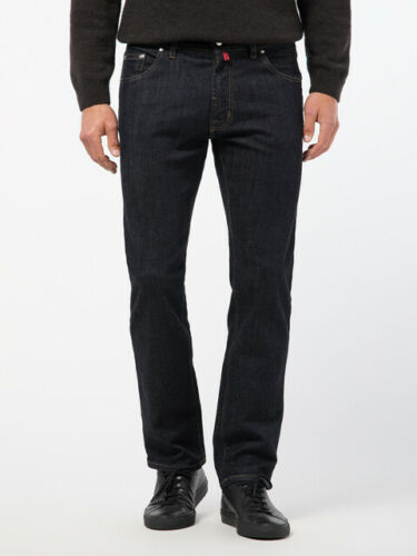 PIERRE CARDIN DEAUVILLE rinse washed 31961 7350.12 Regular FIt Stretch Jeans
