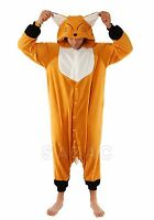 Fox Kigurumi - M+ & Xl Halloween Costume From Usa