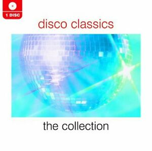 Various-Disco-Classics-The-Collection-CD-2009