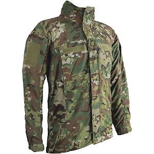 Livello 5 militare Mtp Grembiule Multicam Giubbotto Leggero Highlander vdqwv