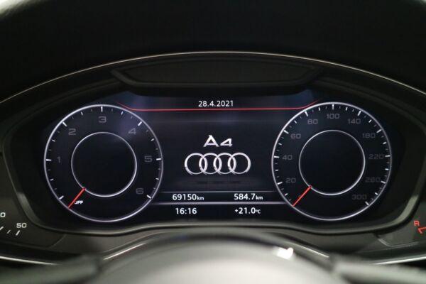 Audi A4 2,0 TDi 190 Sport Avant S-tr. billede 5