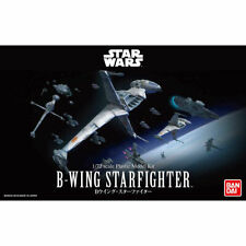 New Star Wars B-Wing Star Fighter 1//72 Plastic model kit BAN230456 Japan
