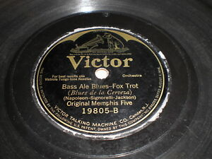 Original-Memphis-Five-Bass-Ale-Blues-Military-Mike-78-Jazz