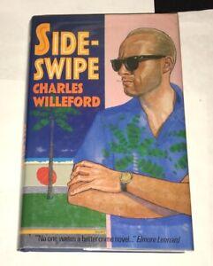 Sideswipe-Charles-Willeford-Victor-Gollancz-1st-UK-Ed-1988-Hoke-Moseley-Noir