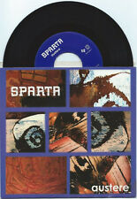 """Sparta """"Austere"""" 7"""" OOP Mars Volta At the Drive In Engine Down LP"""