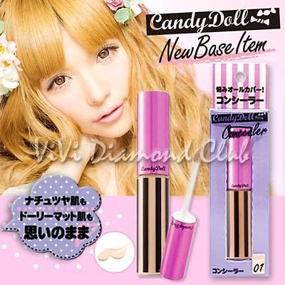 JAPAN Candy Doll Concealer Color 01 5g NEW