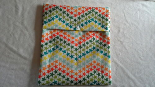 Colour Star Nappy Bag Reusable Nappy Bag Washable Nappy Bag