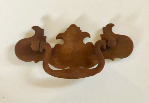 rusty drawer pulls rusted hardware vintage hardware drawer handles