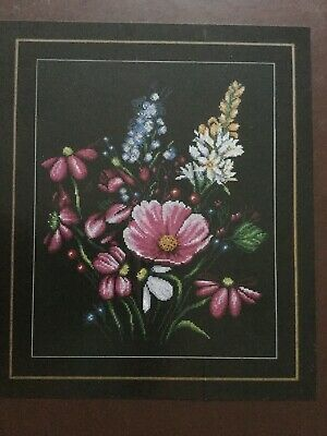 Lanarte Good Day Home And Garden Collection cross stitch kit NIB 31x36cm Belgium