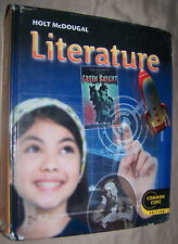 Holt McDougal Literature Grade 7 Diagnostic & Selection