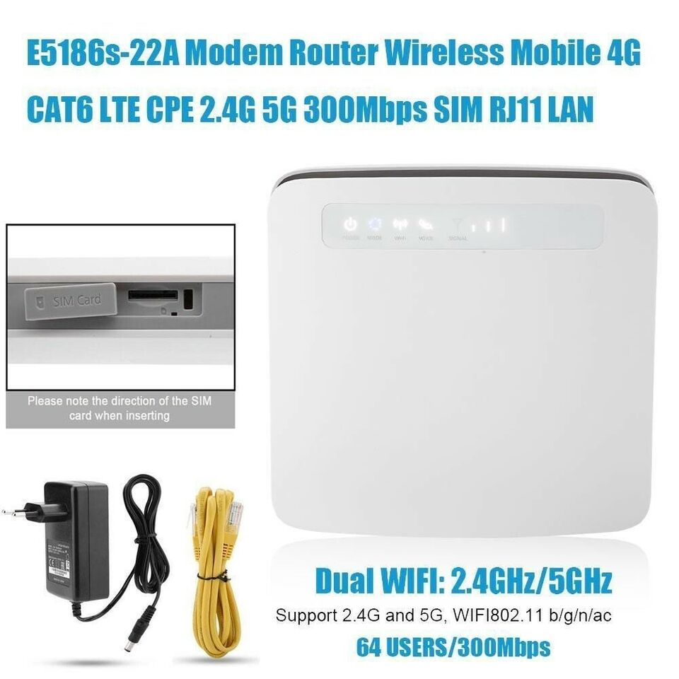 Router, Huawei, God