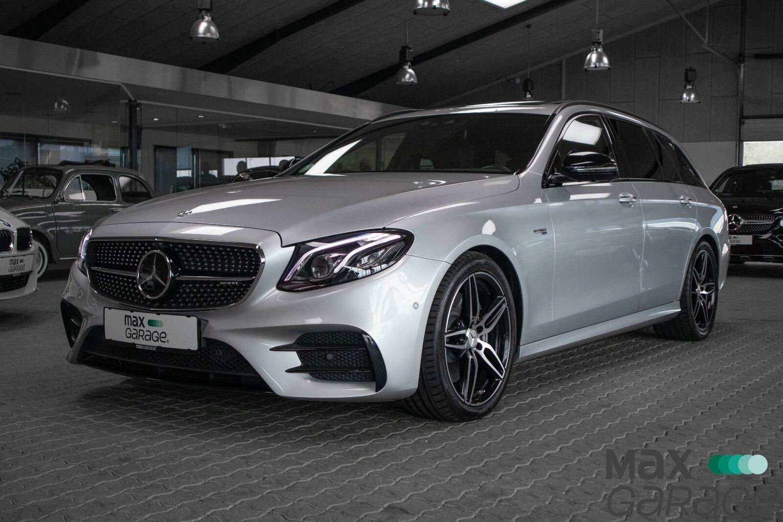 Mercedes E43 3,0 AMG stc. aut. 4-M 5d - 5.995 kr.