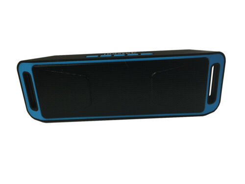 iBastek Wireless speaker support TF//FM//USB//AUX Bluetooth Double speaker