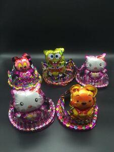 Bulk-Lot-Kids-Cute-Celebration-Hats-Festive-Birthday-Party-Cartoon-Foil-Balloon
