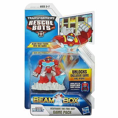 Playskool Heroes Transformateurs Rescue Bots Heatwave le feu-BOT et Kade Burn...