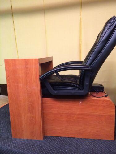 pedicure chair & pibb's table nc01  footsie tab no plumbing