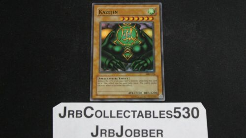 Kazejin MRD-026 Super x1 YUGIOH