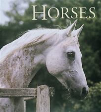 Horses by John Downs (1999, Hardcover, Illustrated)