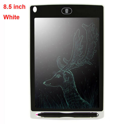 4.4//8.5//12 Inch Large LCD Writing Tablet Kids DIY Drawing Board Graphic Pad Gift