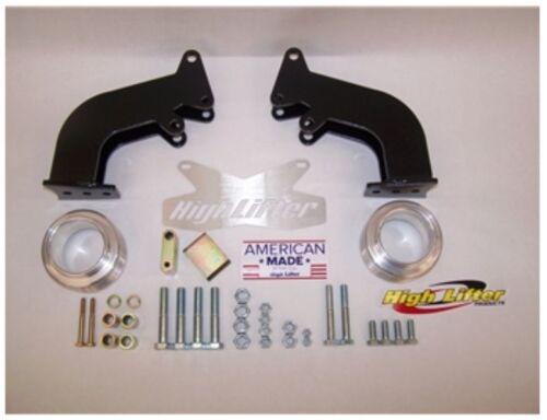 "High Lifter Signature Series 4/"" Lift Kit for 2016 Can-Am Maverick Turbo"