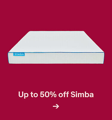 Up to 50% off Simba