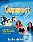Connect Level 2 Teacher's Edition: Level 2 by Jack C. Richards, Chuck Sandy, Carlos Barbisan (Paperback, 2009)