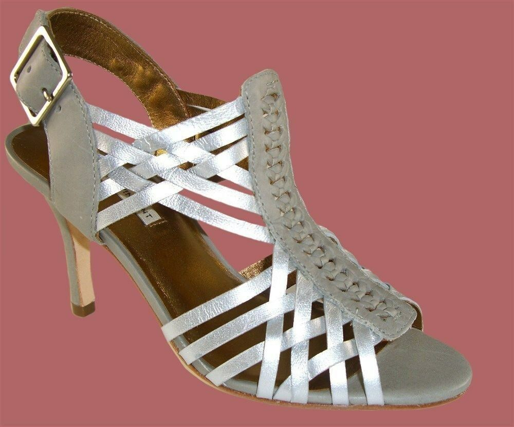 wholesape economico Cynthia Vincent Donna  Ramsey Strappy Sandals Leather Dimensione 6 6 6 (B, M)  sport dello shopping online