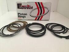 "Engine Pro Piston Ring Set Chevy sb sbc 350 327 302 Standard 4.000"" Bore"