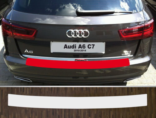 Ladekantenschutz Lackschutzfolie transparent Audi A6 Avant 4G//C7 2010-2014