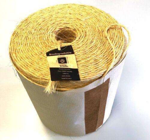 Sisal Pressengarn Typ 200 Erntegarn Ballenpresse Bindegarn 1 x 9 kg