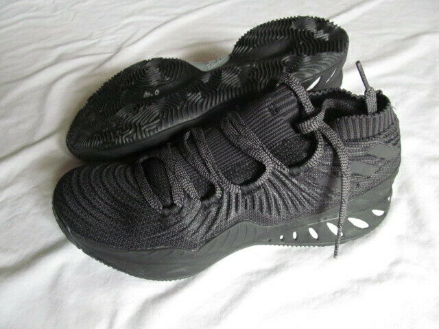 adidas Crazy Explosive 2017 Primeknit Black For Sale