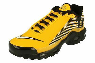 girasol Gaviota Enderezar  Mens Nike Air Max Plus TN SE Trainers Shoes Yellow White Black AV2591 700 |  eBay