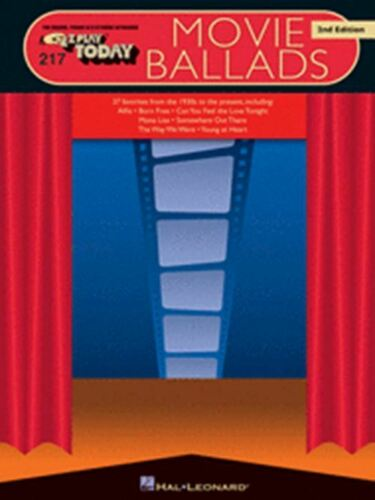 EZ Play Today Movie Ballads 2nd Edition 217