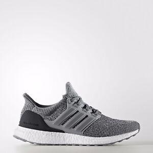 Adidas Ultra Boost 3.0 Triple Grey Size 9.5. S82023 yeezy nmd pk  f11773b29