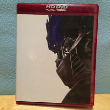 Transformer HD DVD 2 Disc Special Edition Set w/Special Features