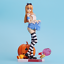 SKYTUBE-Comic-Aun-Alice-illustration-By-Kurehito-Misaki-1-6-PVC-Figure-IN-BOX thumbnail 5