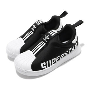 adidas-Originals-Superstar-360-X-I-Black-White-TD-Toddler-Infant-Shoes-EG3408
