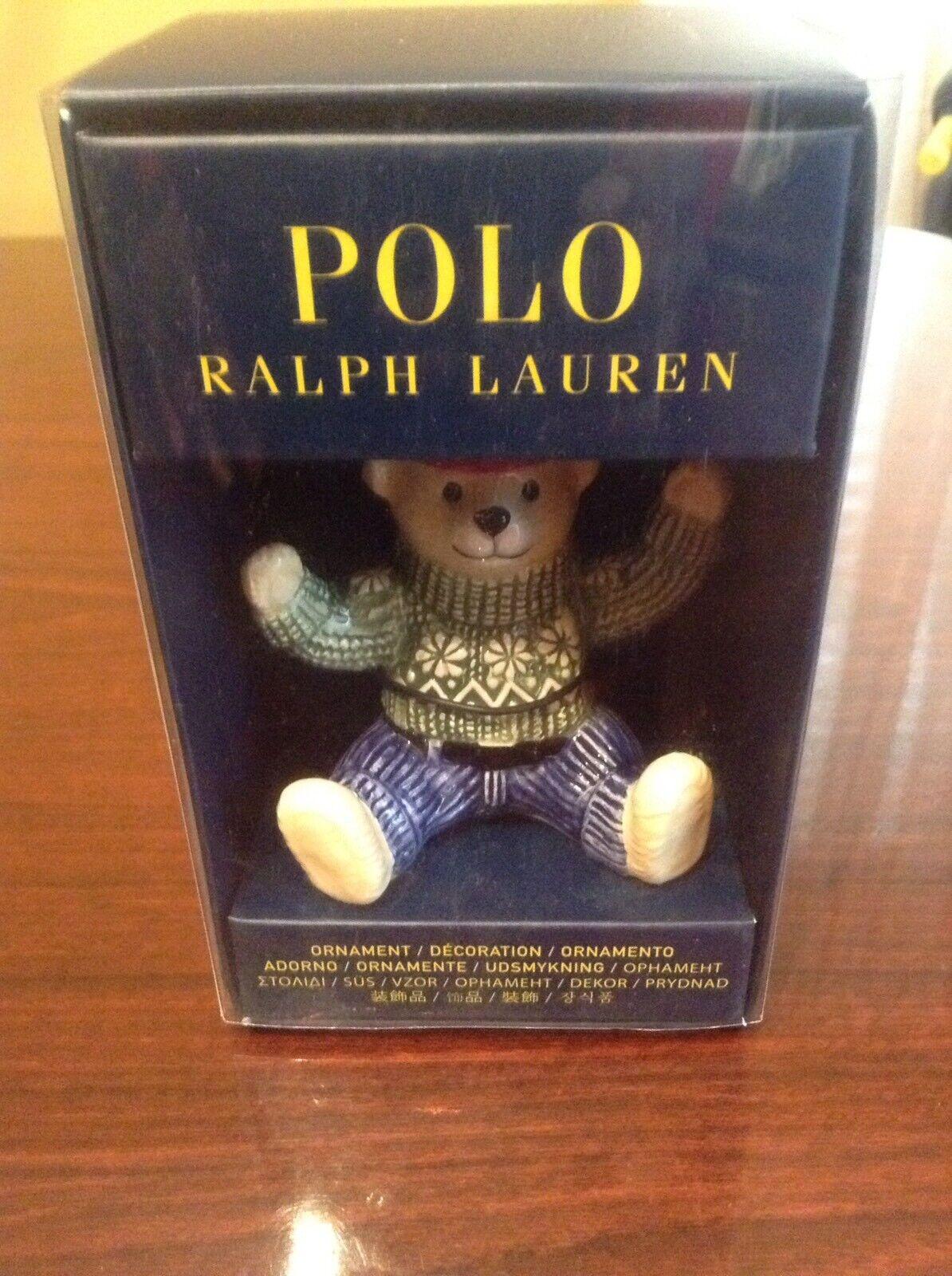 Polo Ralph Ralph Ralph Lauren Holiday Ceramic Ornament d0fd4a