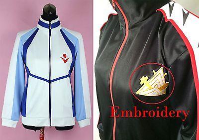 Free! - Iwatobi Swim Club Matsuoka Rin/Haruka Nanase Cosplay Costume Jacket Coat