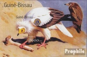 Smart Guinea-bissau Block325b Unmounted Mint Never Hinged 2001 Birds Animal Kingdom Guinea-bissau