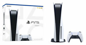 Playstation 5 (PS5) Disc Edition Console - Brand New (UK Version)