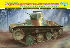 "1/35 Japanese Army ""Ha-Go"" Type 95 IJA Light Tank ~ Dragon DML #6770"