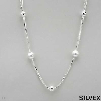 Made in Italy 18in Chain Necklace Crafted in 925 Sterling silver