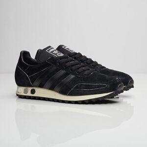 Adidas LA Trainer OG S79944 Core Black Men Size US 11 NEW 100% Authentic