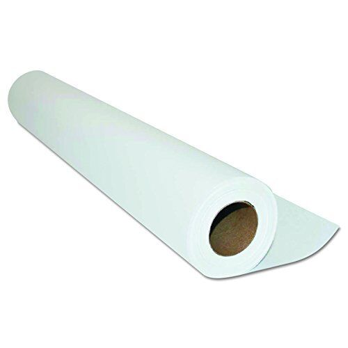 """18/"""" x 125/' Standard Crepe Avalon Papers 613 Exam Table Paper Pack of 12"""